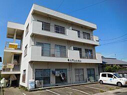中川マンション[202号室]の外観