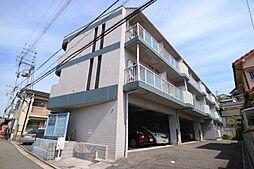 兵庫県明石市朝霧東町2丁目の賃貸マンションの外観