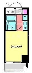 パーク・ノヴァ横浜五番館[4階]の間取り
