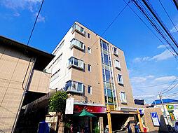 東京都小平市学園東町1丁目の賃貸マンションの外観