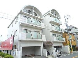 コート桜塚[202号室]の外観