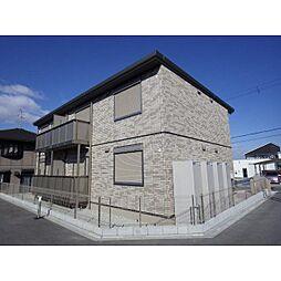 奈良県桜井市河西の賃貸アパートの外観