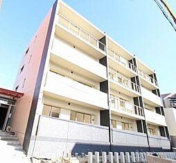 愛知県名古屋市名東区新宿1丁目の賃貸マンションの外観