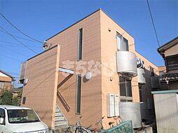 千葉県船橋市二和東6丁目の賃貸アパートの外観
