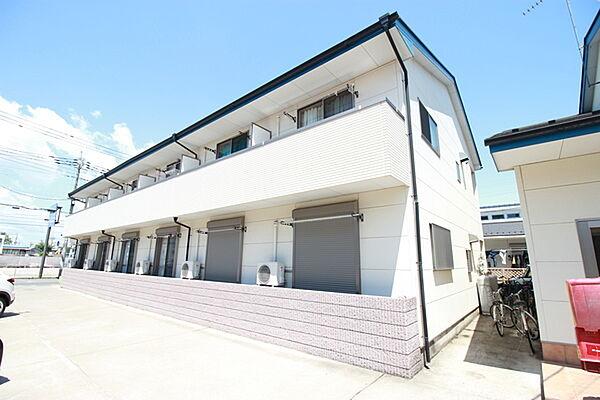 三和伊勢崎2 1階の賃貸【群馬県 / 伊勢崎市】