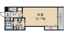 ル・パピヨン2[7階]の間取り