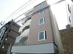 兵庫県芦屋市公光町の賃貸マンションの外観