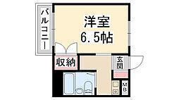 メゾン木村[2階]の間取り