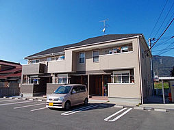 ソレイユ元町B[202号室]の外観