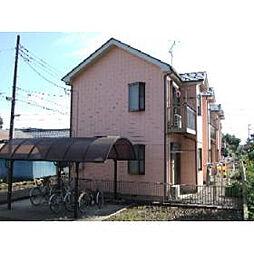 神奈川県相模原市南区西大沼4丁目の賃貸アパートの外観