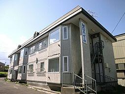 MDハイム福住[1階]の外観