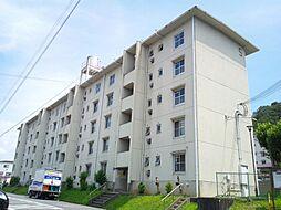 姫路青山団地[1階]の外観