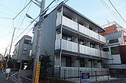 ムッターハウス羽田[302号室]の外観