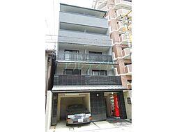 京都府京都市下京区恵美須屋町の賃貸マンションの外観