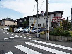 大阪府堺市東区大美野の賃貸アパートの外観