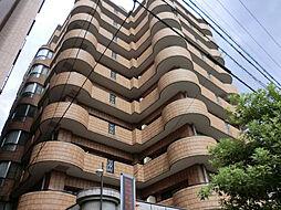 大阪府大阪市住之江区新北島3丁目の賃貸マンションの外観