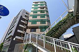 GMウエストハイツB棟[1階]の外観