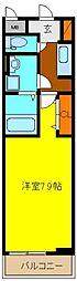 ecLoreII[1階]の間取り