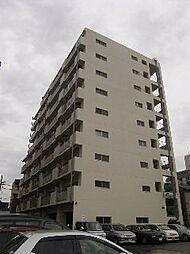 ナガシオマンション[3階]の外観