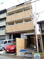 京都府京都市東山区新瓦町東組の賃貸マンションの外観