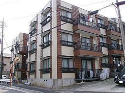 エミネンスハウスII B[1階]の外観