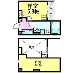 立花駅 4.9万円