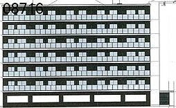 フォレスト・グランテラス[604 号室号室]の外観