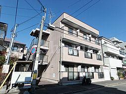 兵庫県神戸市灘区天城通1丁目の賃貸マンションの外観