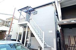 兵庫県神戸市兵庫区西出町1丁目の賃貸アパートの外観