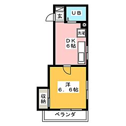 【敷金礼金0円!】エステート田中