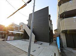 愛知県名古屋市中村区城主町6丁目の賃貸アパートの外観