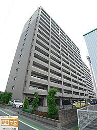 ポレスターブロードシティ倉敷弐番館[4階]の外観