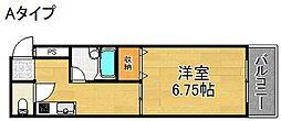 プチメゾン15[5階]の間取り