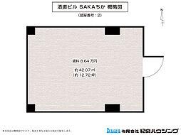 【敷金礼金0円!】十三番丁酒直ビルNo.2