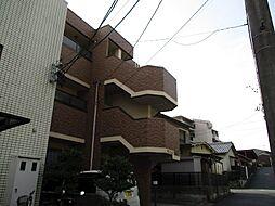 愛知県名古屋市千種区丸山町3丁目の賃貸マンションの外観