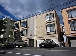 カリーノ東札幌[2階]の外観