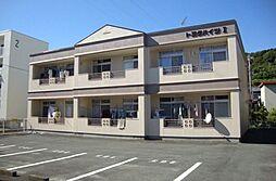 トヨタハイツI[1階]の外観