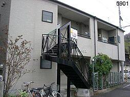 白石ハウス[203 号室号室]の外観