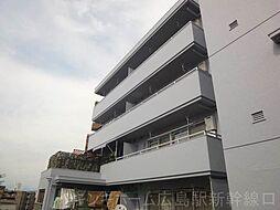 広島県広島市東区戸坂出江2丁目の賃貸マンションの外観