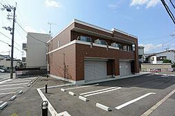 大阪府枚方市招提南町1の賃貸アパートの外観
