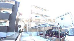 フジパレス鳳中ウエスト[1階]の外観