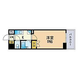千代県庁口駅 4.4万円