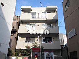 エステート大須[3階]の外観