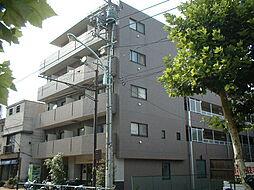 東京都豊島区南長崎の賃貸マンションの外観