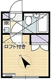 下赤塚駅 4.0万円