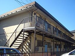 松ヶ丘ハイツ[210号室]の外観