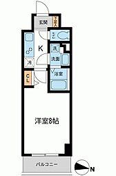 S-FORT湘南平塚(旧S-FLATS湘南平塚)[0706号室]の間取り