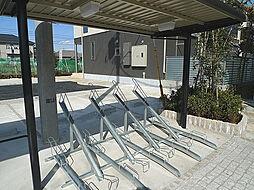 レ ボ シャトレII[1階]の外観