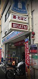 ローソン 南堀江三丁目店(84m)
