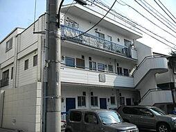 4丁目の白い家[103号室号室]の外観